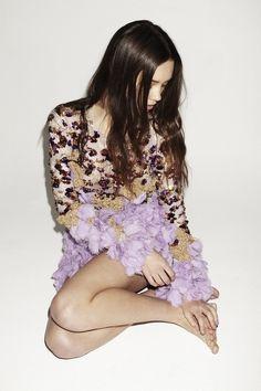 Love that lavender color!