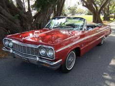1964+Chevrolet+Impala+SS+Convertible                                                                                                                                                      More