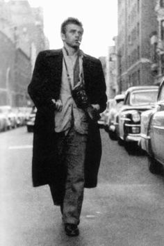 james dean times square poster