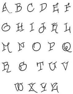 letters in the alphabet writing font search calligraphy 1459