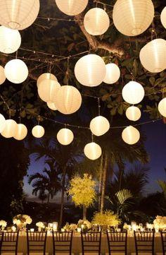 Outdoor Tree Lighting.