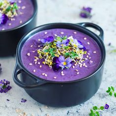 Purple Sweet Potato Cashew Cream Soup Soup Appetizers Soup Appetizers dinners carb Soup Appetizers Appetizers with french onion Sweet Potato Soup, Sweet Potato Recipes, Purple Potato Recipes, Soup Recipes, Vegan Recipes, Cooking Recipes, Family Recipes, Recipes Dinner, Chicken Recipes