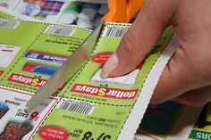 Fun Ways to Save in National Coupon Month | September 2013 | Behind The Blue