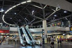 THSR (Taiwan High Speed Rail)  Tainan Station #Taiwan 高鐵 台南
