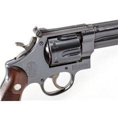 S&W Pre-Model 27 Double Action Revolver