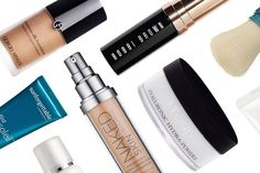 The 18 Foundations Top Skin Care Pros Can't Live Without - NewBeauty Top Skin Care Products, Best Makeup Products, Prevent Wrinkles, Photo Makeup, Perfect Makeup, Flawless Skin, Body Wash, Travel Size Products