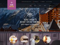 Nik Hotel Template