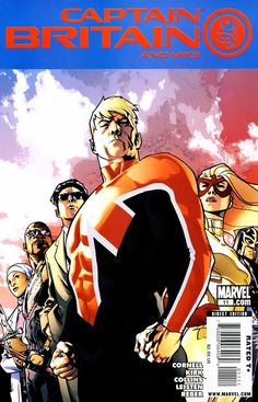Captain Britain and MI:13 #11 - Vampire State, Part One (Issue)