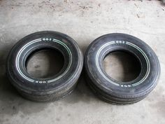 Motorcycle vintage tires white wall wide