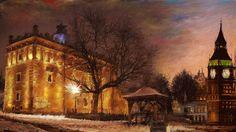 nodasanta - pick(ピック) Christmas 僕の絵の中からクリスマスにちなんだ、クリスマスの絵を選びました、モーション加工が見れるサイトには絵をクリックして確認して動いて見れる場合があります。  Snowfall Singers Unlimited.m4v http://youtu.be/iHdR1fSbz1A
