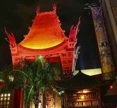 Walt Disney World - Hollywood Studios - The Great Movie Ride