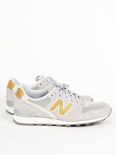 New Balance WR 996 Beige Gold