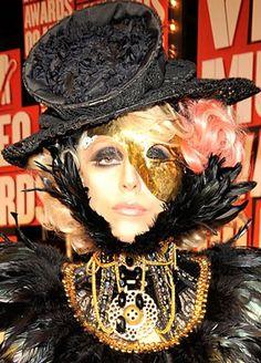 Lady Gaga so unique...so original...so terrific.