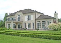 3111 The Grange Sideroad. Caledon, Ontario. Exterior, front.