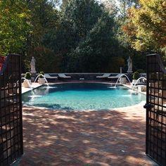 Swimming Pool Design Idea