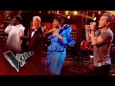 The Coaches perform 'Freedom' | The Voice UK 2017 - YouTube