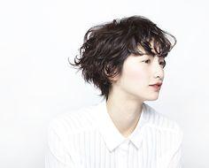 大人ショートボブスタイル - 原宿 美容室 ハーツ HEARTS