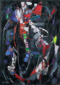 André Lanskoy (1902-1976), La Paix en Hiver