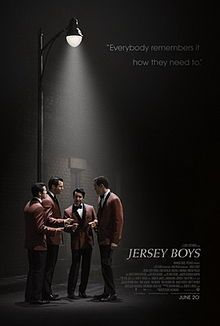 Jersey Boys - From the Broadway Musical (one of the best musicals ever) Can't wait to see this!