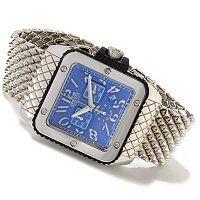 Invicta Reserve Men's Specialty Cuadro Swiss Chronograph Bracelet Watch ShopNBC.com