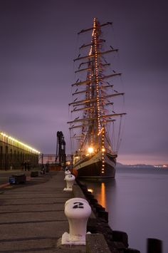 North Waterfront, San Francisco, California