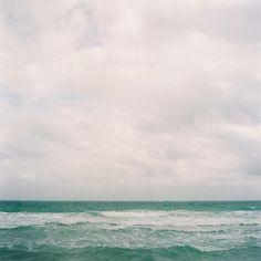 Sea by Inna Kostukovsky