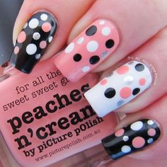 It's all about the polish: Dotticure