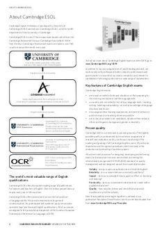 Handbook for Teachers Cambridge English, Fails, Teaching, Key, Unique Key, Make Mistakes, Keys, Teaching Manners, Learning