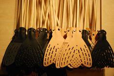 Fly Fly flyswatter by is handmade in Finland, Handmade, Shopping, Hand Made, Craft, Handarbeit