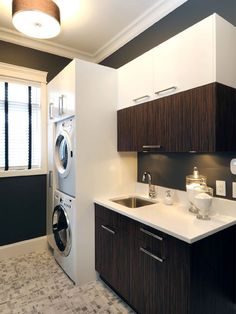 Small Laundry Room Solutions Design, Pictures, Remodel, Decor and Ideas - page 19