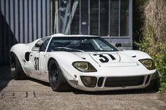 Used 1968 Ford GT for sale in Paris from Historic Cars.
