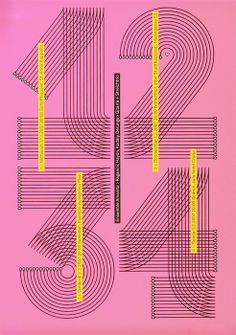 Pink graphics