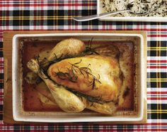 Gebratenes Poulet - Rezeptdatenbank - Swissmilk Turkey, Meat, Food, Credenzas, Food Food, Simple, Recipes, Turkey Country, Eten