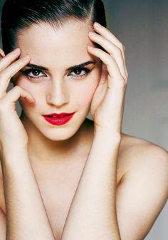 Emma Watson Makeup Looks Hermione Granger, Emma Watson Sexiest, Emma Watson Beautiful, Beautiful Celebrities, Beautiful Actresses, Emma Watson Makeup, Enma Watson, Emma Love, Portraits
