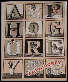 Amphogorey, by Edward Gorey