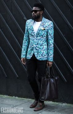 Street Style Gallery: The Best Of London Collections: Men AW15 | FashionBeans