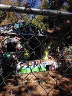 Abandoned LA