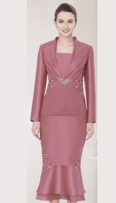 Massini Church Clothes Fall And Holiday Suits 2014 First Lady Church Suits, Women Church Suits, Suits For Women, Church Dresses, Church Outfits, Church Clothes, Holiday Suits, Church Hats, Career Wear