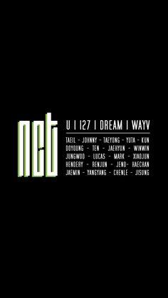 Winwin, K Pop, Jaehyun, Nct 127, Nct Logo, Kpop Logos, K Wallpaper, Wallpaper Quotes, Jisung Nct