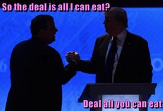 So the deal is all I can eat?  Deal all you can eat