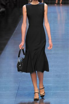 Shop on-sale Dolce & Gabbana Stretch-crepe midi dress. Browse other discount designer Dresses & more on The Most Fashionable Fashion Outlet, THE OUTNET.COM