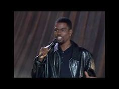 Chris Rock - Black People VS. Niggaz (Bring the Pain 1996) - YouTube