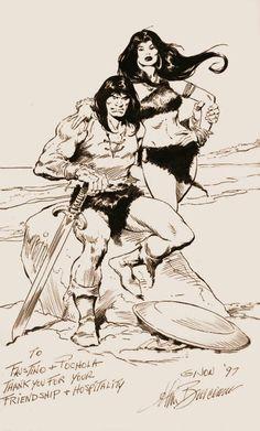 Belît and Conan