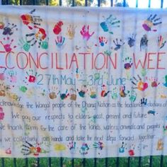 How Concord West Rhodes Preschool acknowledged Reconciliation Week 2017  – The Koori Curriculum