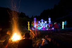 VJ Mapping @ ASH trance festival