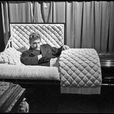 James Dean by Dennis Stock.