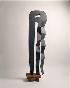 thenoguchimuseum:  Isamu Noguchi, Kite, 1958, anodized aluminum.  Collection of The Noguchi Museum Photo by Kevin Noble