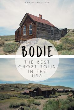 Epic road trip to Bodie ghost town, California | chescaislost