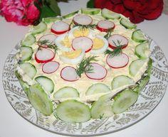 Sałatka z kurczakiem Honeydew, Zucchini, Sushi, Food And Drink, Ale, Fruit, Vegetables, Ethnic Recipes, Honeydew Melon
