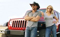 Favorite country music couple!!! Tim and Faith! <3